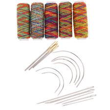 Calidad 1x acolchado aguja 1x cuero aguja 1x Pack aguja 1x de vela aguja 1 xteppichnadel
