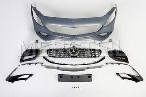 New Mercedes-Benz S-Coupe C217 S63 2018 FACELIFT FRONT CONVERSION KIT CHROME