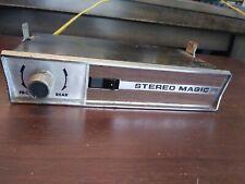 1970's Car Stereo Magic Woodgrain Reverb, Reverberation, Verbaphonic 100007-0 43