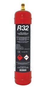 Kältemittel R32 Mehrwegflasche mit 780g Füllmenge