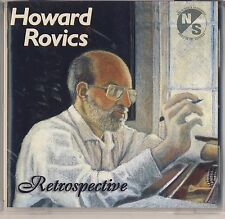 Rovics: Retrospective (CD, Jun-1998, North/South) Like New