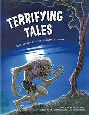 Terrifying Tales: Nine Stories Of Spine-Tingling Suspense, Nicola Baxter, New Bo