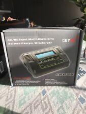 SkyRC e6650 50W AC/DC Battery E6650 Balance Charger LiPo LiFe Lilon NiCd NiMH US