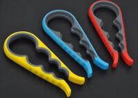 4-in-1 Multi-Purpose-Handy-Jar-Bottle-Can-Opener-Twist-Tool Easy Grip Assorted