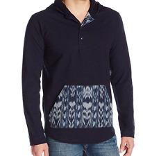 Burton Baja Pullover Hoodie - NWT Mens Size Large Indigo - #30691-K5-1347