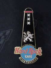 HARD ROCK CAFE*AMSTERDAM*1ST ANNIVERSARY PIN*LOOKS GREAT*BRAND NEW IN SEALED BAG