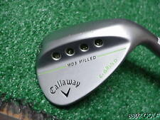 Nice Tour Issue Callaway Md3 Milled 56 degree Sand Wedge SW Tour Issue S-400