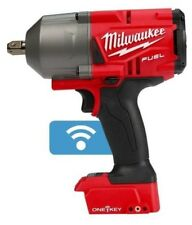 """Milwaukee M18 FUEL ONE-KEY IMPACT WRENCH M18ONEFHIWP120 1/2"""" Pin Detent Design"""