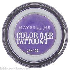 Maybelline Color Tattoo 24hr Gel Cream Eyeshadow - (15) Endless Purple