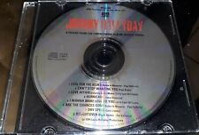 JOHNNY HALLYDAY RARISSIME CD PROMO 8 TITRES ROUGH TOWN