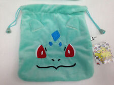 Mochila Pokemon go Bulbasaur felpa bolsa plush toy infantil bebe niño colegio