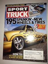 Sport Truck Magazine Wheels Tires And Diesel Power November 2005 041917nonrh2