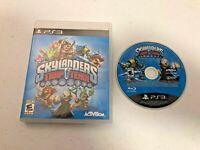 Skylanders: Trap Team (Sony Playstation 3, 2014) - GAME DISC & ORIGINAL CASE