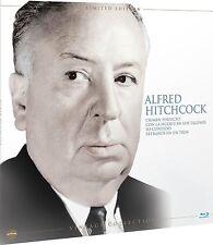 HITCHCOCK COLECCION VINILO BLU RAY VINTAGE NUEVO ( SIN ABRIR ) ALFRED