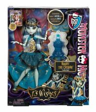 Poupée MONSTER HIGH Frankie Stein 13 Wishes Souhaits 2012 NEUVE