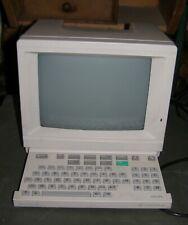 Ancien EMinitel 2 MINITEL PHILIPS France Télécom ordinateur vintage fonctionne