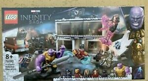 LEGO Marvel Avengers: Endgame Final Battle 76192 - In-Hand! 2021 Release! New!