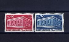 FRANCE, EUROPA CEPT 1969, 10th ANNIVERSARY OF CEPT, MNH