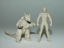 Evil Tiga/Guardie Statues from Ultraman Tiga Figure Set #3! Godzilla