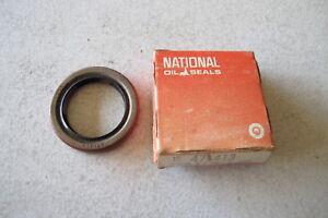 Manual Trans Drive Shaft Seal National 471413 fit International Harvester 2Pcs