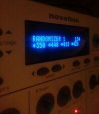 Novation KS4 / KS5 / KS Rack VFD display !