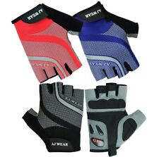 Sport Cycling Gloves Bike Racing Half Fingers GelPad MTB MTX Gloves Unisex S-XL