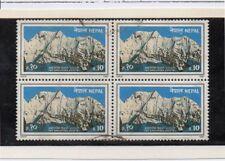 Nepal Paisajes Serie del año 1987 (DK-76)
