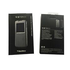 New Genuine Rim BlackBerry Acc63008001 Dtek50 Smart Flip Case Cover – Black Ret