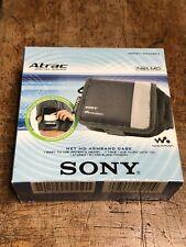 Sony MiniDisc Recorder Player NetMD Armband Case MDCASE3