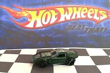 Hot Wheels 2008 Mystery Car 181 Ford Shelby GR-1 Concept Dark Green o5