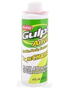 Gulp Alive Recharge Attractant NEW @ Otto's Tackle World