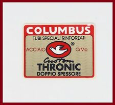 Free Shipping!!! Columbus Cromor Bike Bicycle Fork Decals Not Remade!