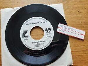 LILA y TROPICAL PERLA del MAR - Cumbia Tamalera / Libre 1979 LATIN CUMBIA SALSA