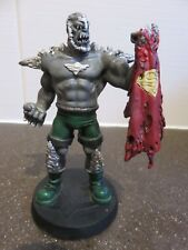 """rara Superman Doomsday juicio final con plomo figura 2008 ATA 7633"