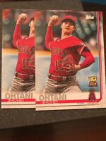 2019 TOPPS SERIES 2 ALL STAR ROOKIE CUP SHOHEI OHTANI #600 LOT OF 2! ANGELS