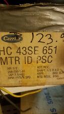 Carrier HC 43SE 651 Motor