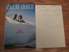 The Convenience Store Baron CHARLIE NIRENBERG signed CALL ME CHARLIE 1992 Book