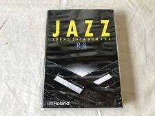 Roland SN-R8-05 Jazz ROM Tarjeta Para ROLAND R8 R-8 MK Ⅱ Con Caja Envío Gratis!!!