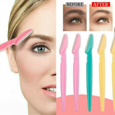 5x Women Trimmer Eyebrow Razor Shaver Tool Face Shaper Hair Removal Safety