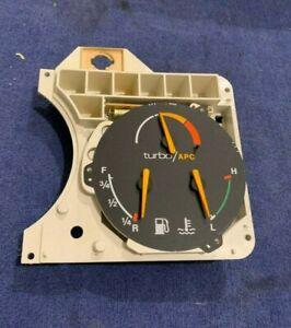 1990 - 1993 Classic Saab 900 Turbo Pressure Fuel & Temperature Gauge