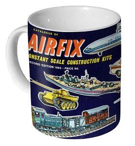 Airfix Catalogue 1963 Advertising - Coffee Mug / Tea Cup