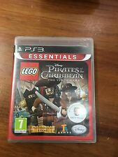 LEGO Pirates of the Caribbean The Video Game (Sony PlayStation 3, 2011) PS3