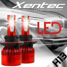 H13 9008 PHlLlP CSP LED Headlight Kit Bulbs Hi/Low Beam 8000LM 488W 6500K White
