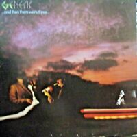 Genesis-And Then There Were Three-LP-1978-NM/VG+