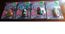 Adams Family Cereal 4 different Unopened Boxes - Flash Light Premiums and More!
