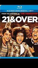 21 & Over (Single Disc Blu-ray)
