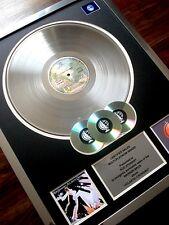 ROD STEWART ATLANTIC CROSSING MULTI PLATINUM DISC RECORD AWARD ALBUM