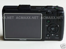 ACMAXX 3.0' HARD LCD SCREEN PROTECTOR Ricoh GR Digital III GRD 3 GRD3 GRD4 IV 4
