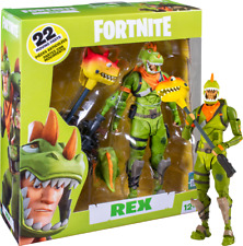 McFarlane Mcf10605 From Fortnite Rex Action Figure