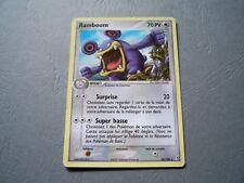 Carte pokémon EX - Gardiens de cristal 23/100 Ramboum PV70 RARE - FR